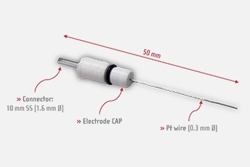Auxiliary/Counter Electrode - Platinum